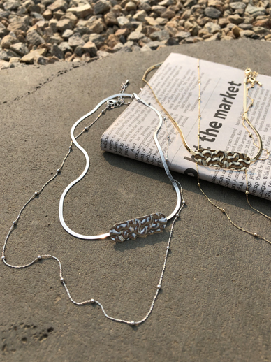 Low Stay, Necklace [Set]