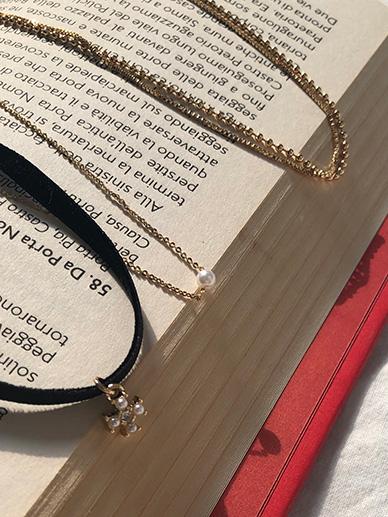 Sorvia, Necklace [Set]