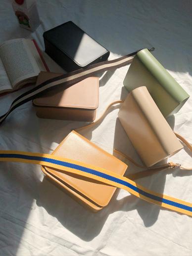 Rosetta Strap, Bag