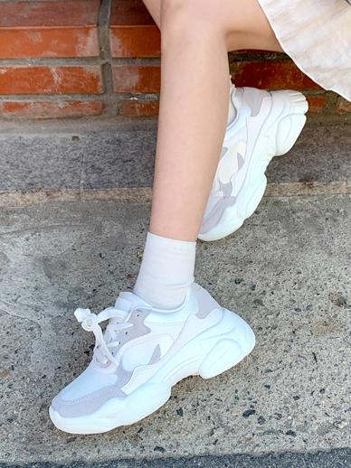 Makes Look longer, Sneakers