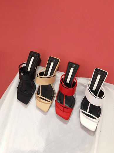 Spy Strap, Middle heel