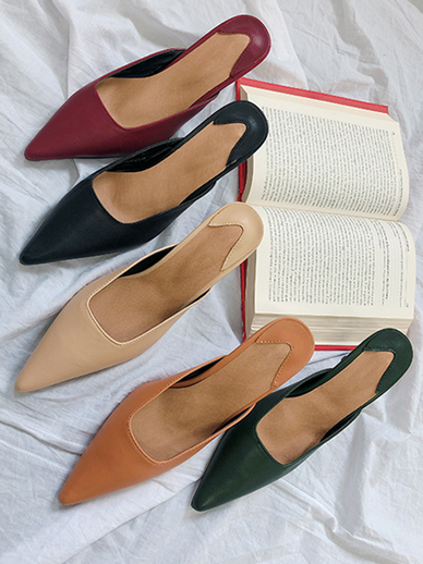 Kobar, Middle heel
