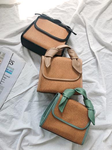 Pyrone, Bag