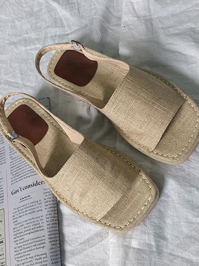Marzhen, Sandals